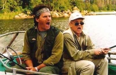фильмы о хорошей рыбалке